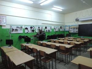 класс по предмету «Устройство и техническое обслуживание ТС» (6)